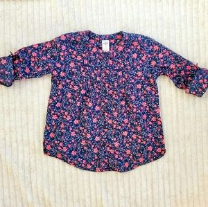 Button up blouse girls 5